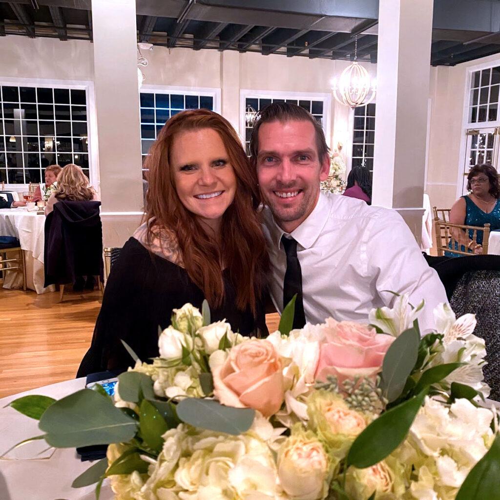 Jeff and Olivia Masterson